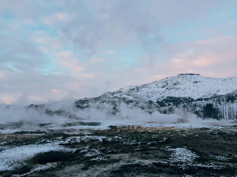 Iceland inspiration - Golden Circle