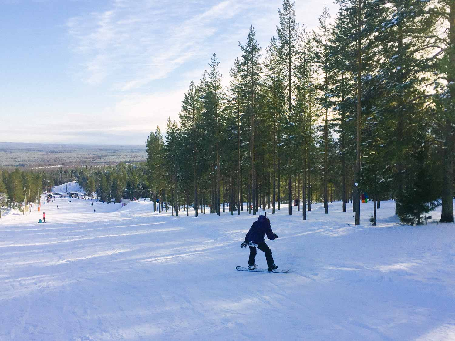 5-day Finland itinerary - Skiing