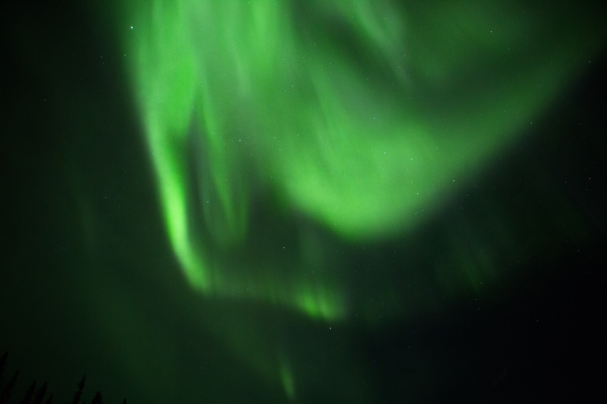 Northern Lights hunting tips in Finland