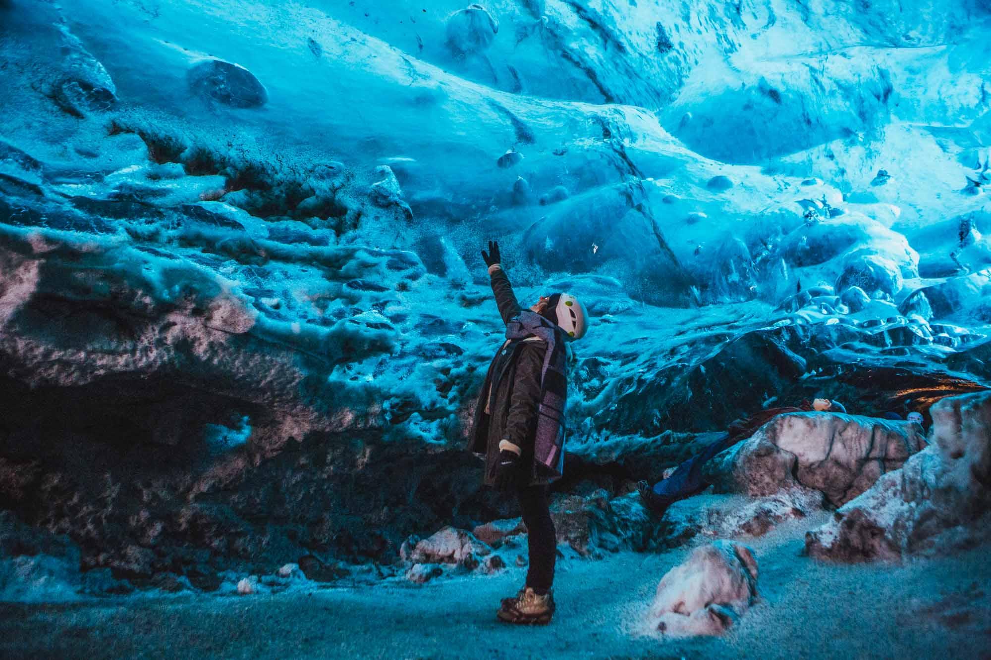 Vatnajökull, Iceland Ice Cave