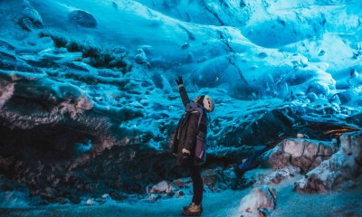 A guide to Iceland's ice caves