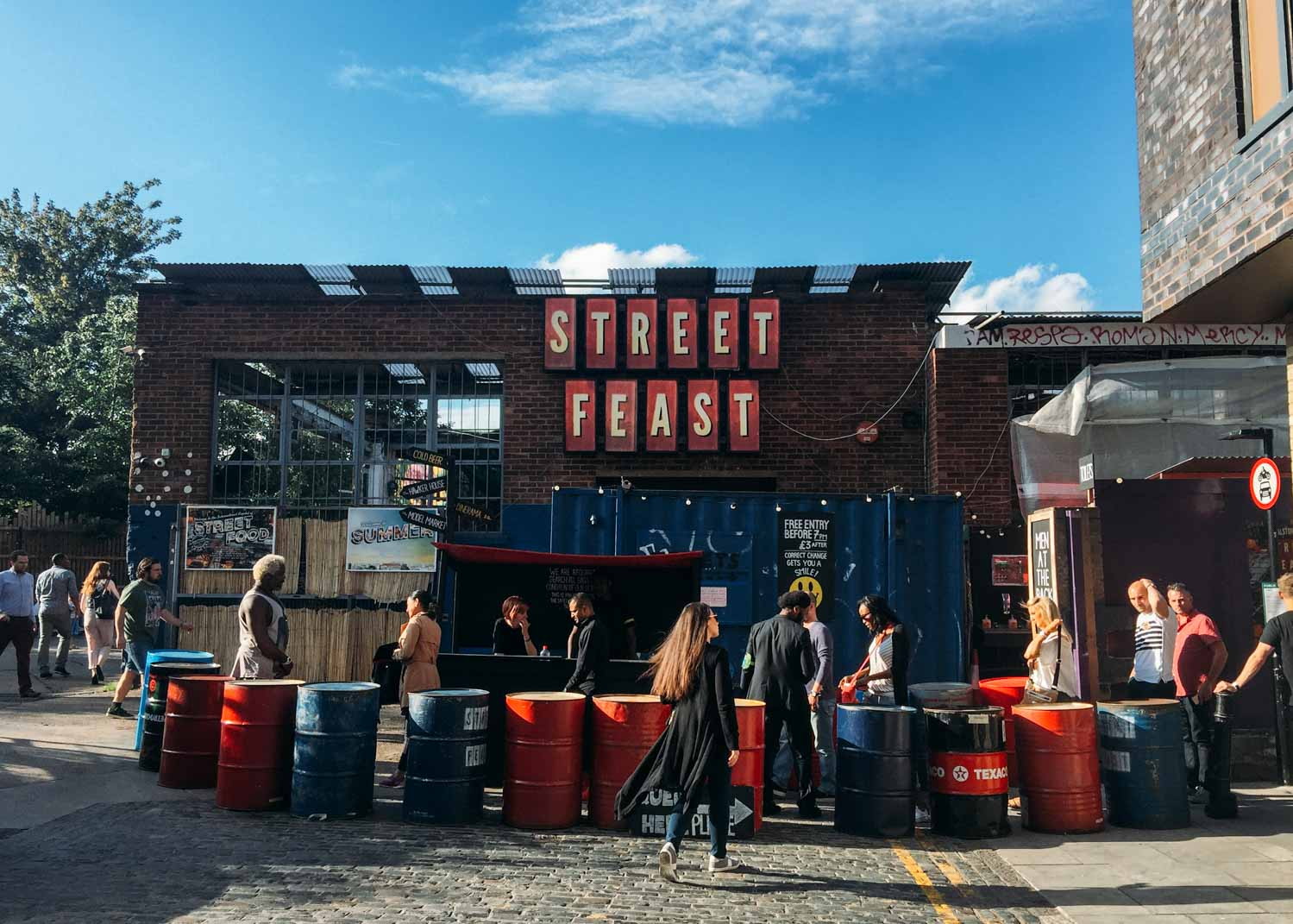 Around the world in 7 London meals – Street Feast