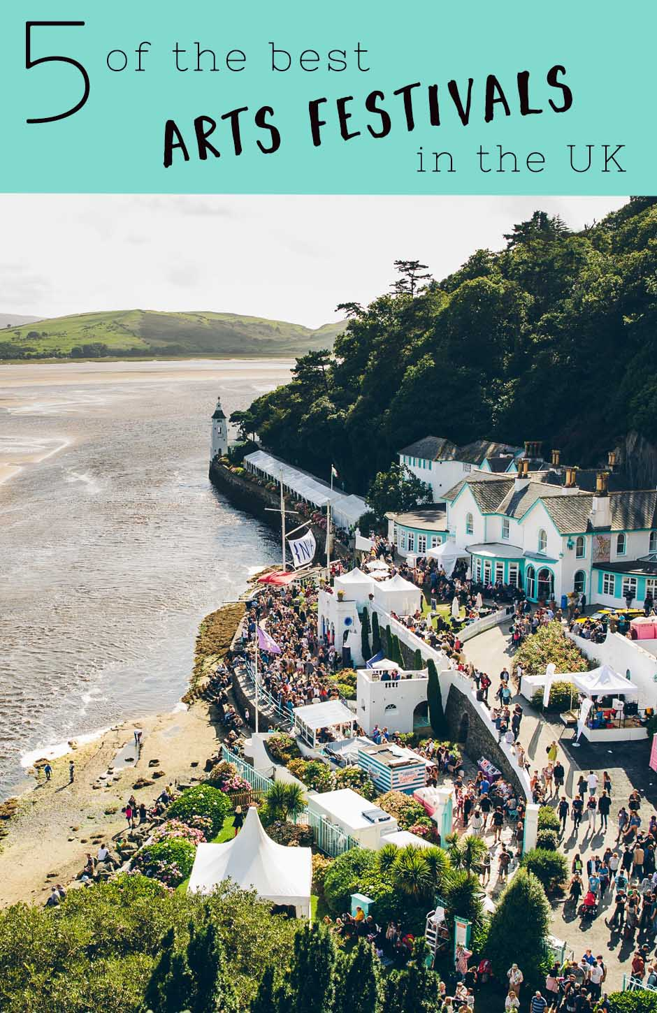 Best arts festivals in the UK