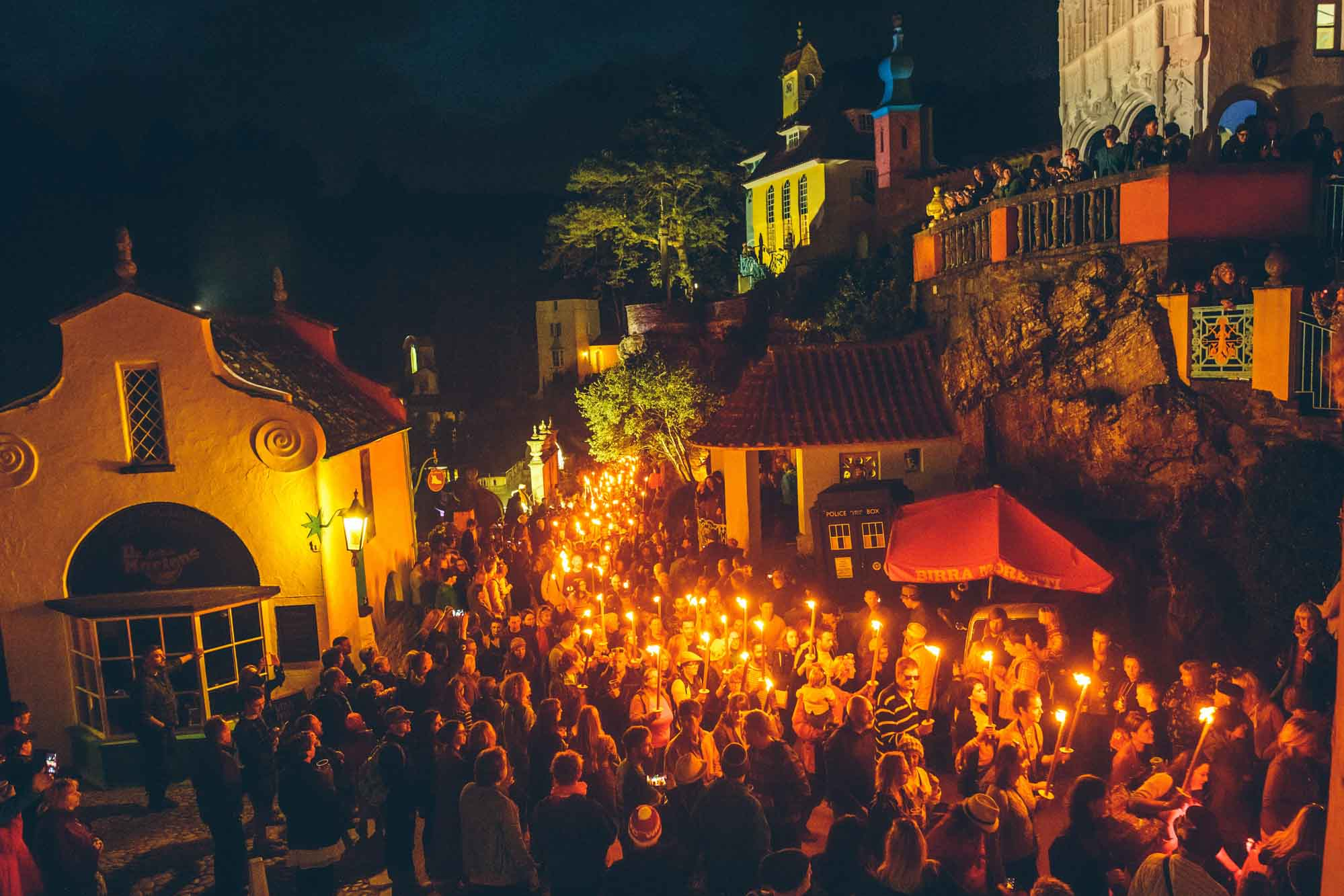 Best Uk arts festival - Festival No.6