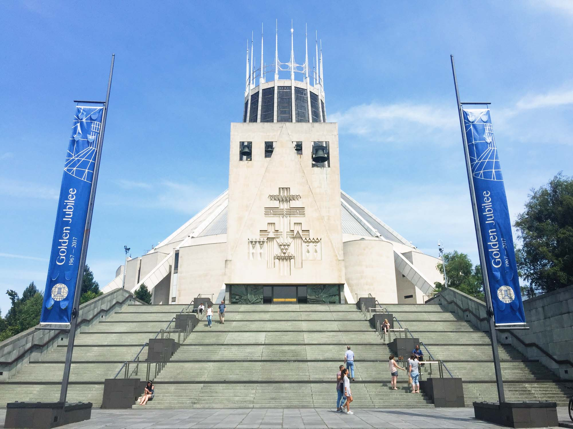 Best things to do in Liverpool - Hope Street - Catholic Cathedral
