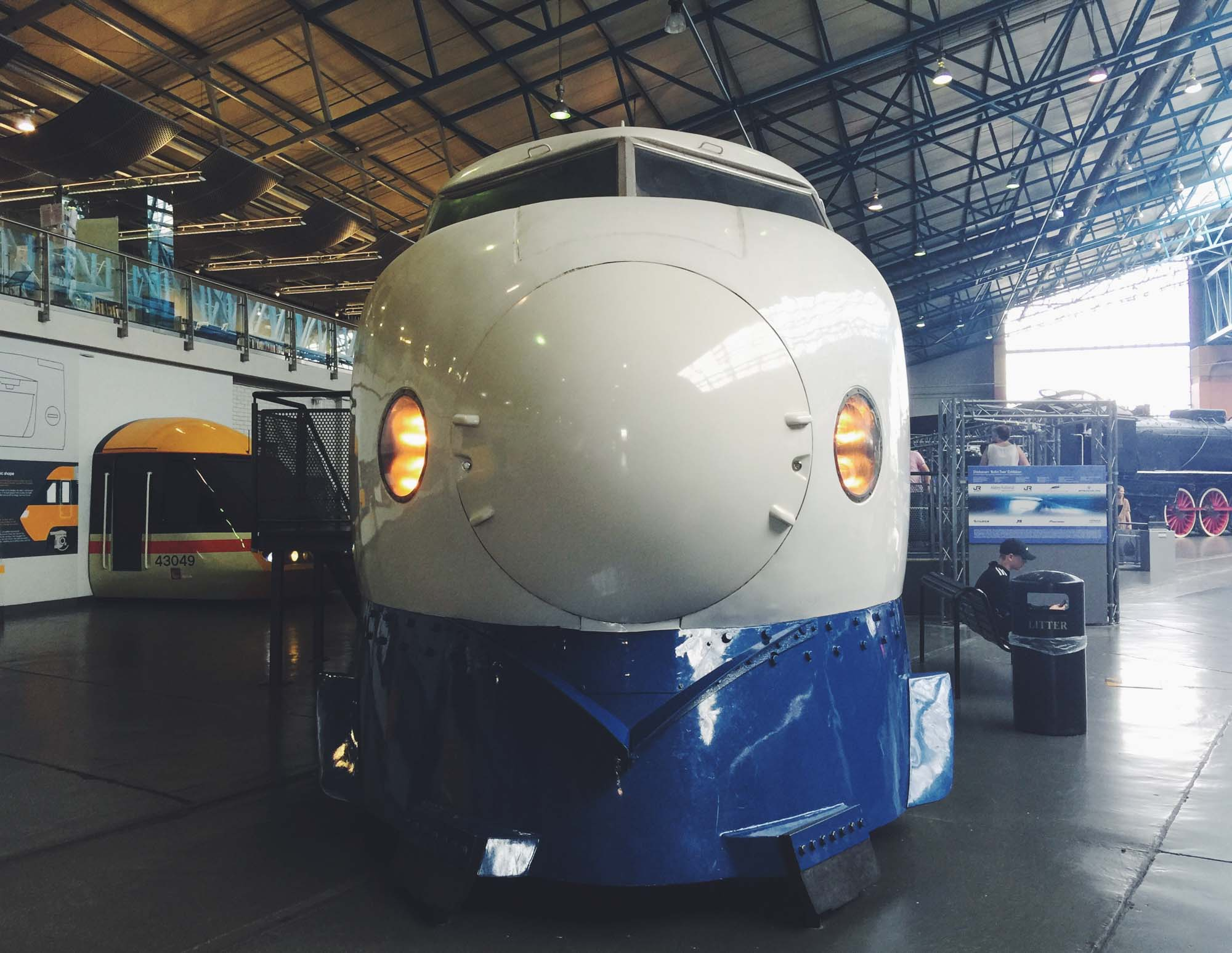 Best things to do in York - National Railway Museum
