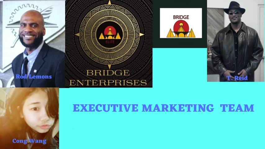 Executive Marketing Team