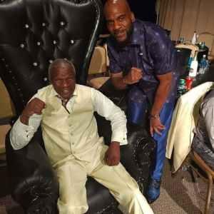 Floyd Mayweather Sr., & R.L.