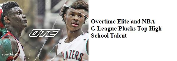 Overtime Elite NBA G League Plucks (M-T)