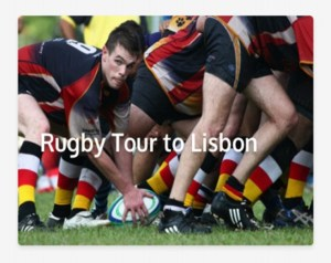 Tour - Rugby in Lisbon