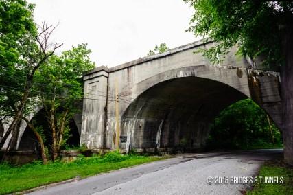West Fork Tanners Creek Bridge
