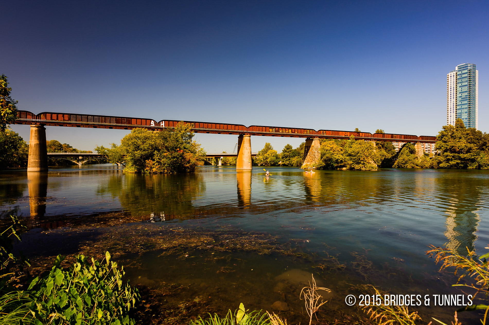 Colorado River Bridge (Union Pacific Railroad)