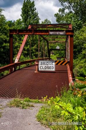 Corona-Bayard Road Bridge