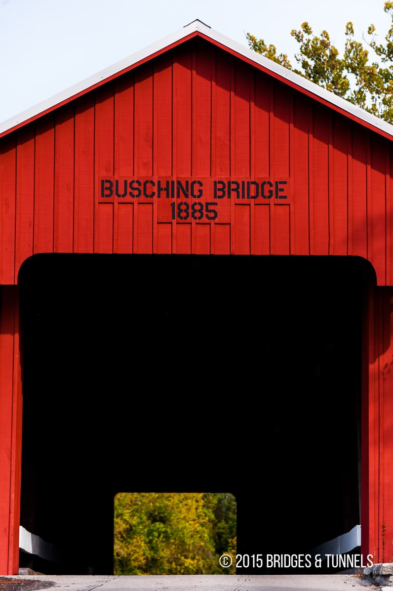 Busching Covered Bridge