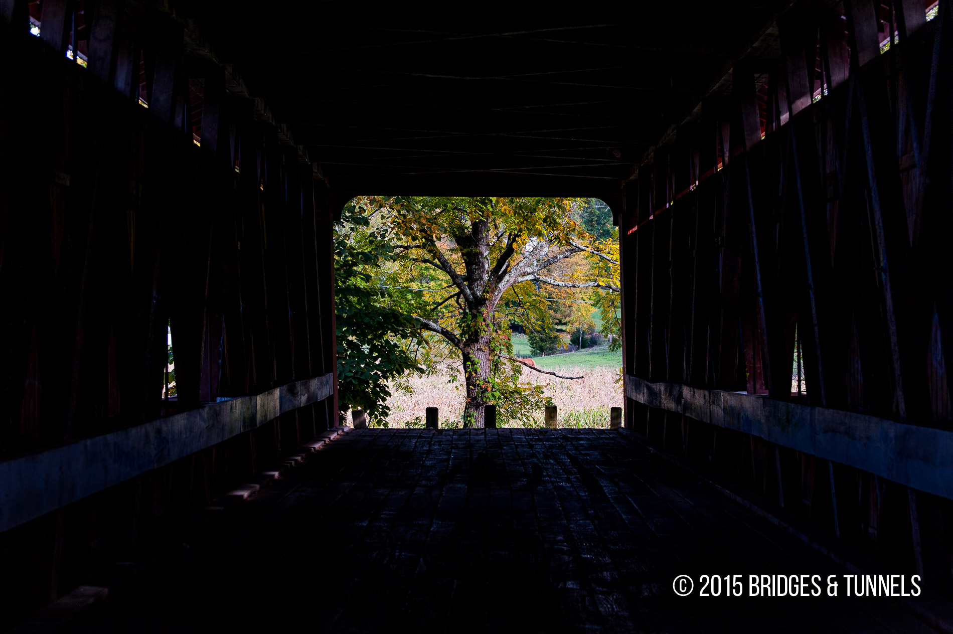 Otter Creek Covered Bridge