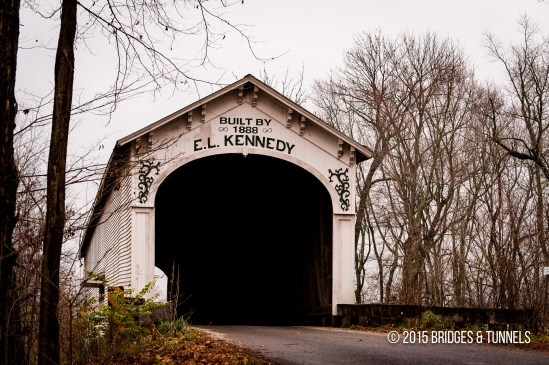 Forsythe Mill Covered Bridge