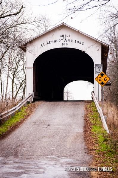 Norris Ford Covered Bridge
