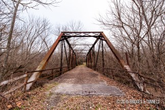 Fourteen Mile Creek Bridge (Formerly Nabb/New Washington Road)