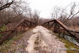 Fourteen Mile Creek Bridge Formerly Nabb/New Washington Road