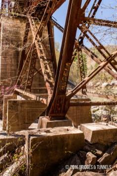 Oneida & Western Railroad Bridge