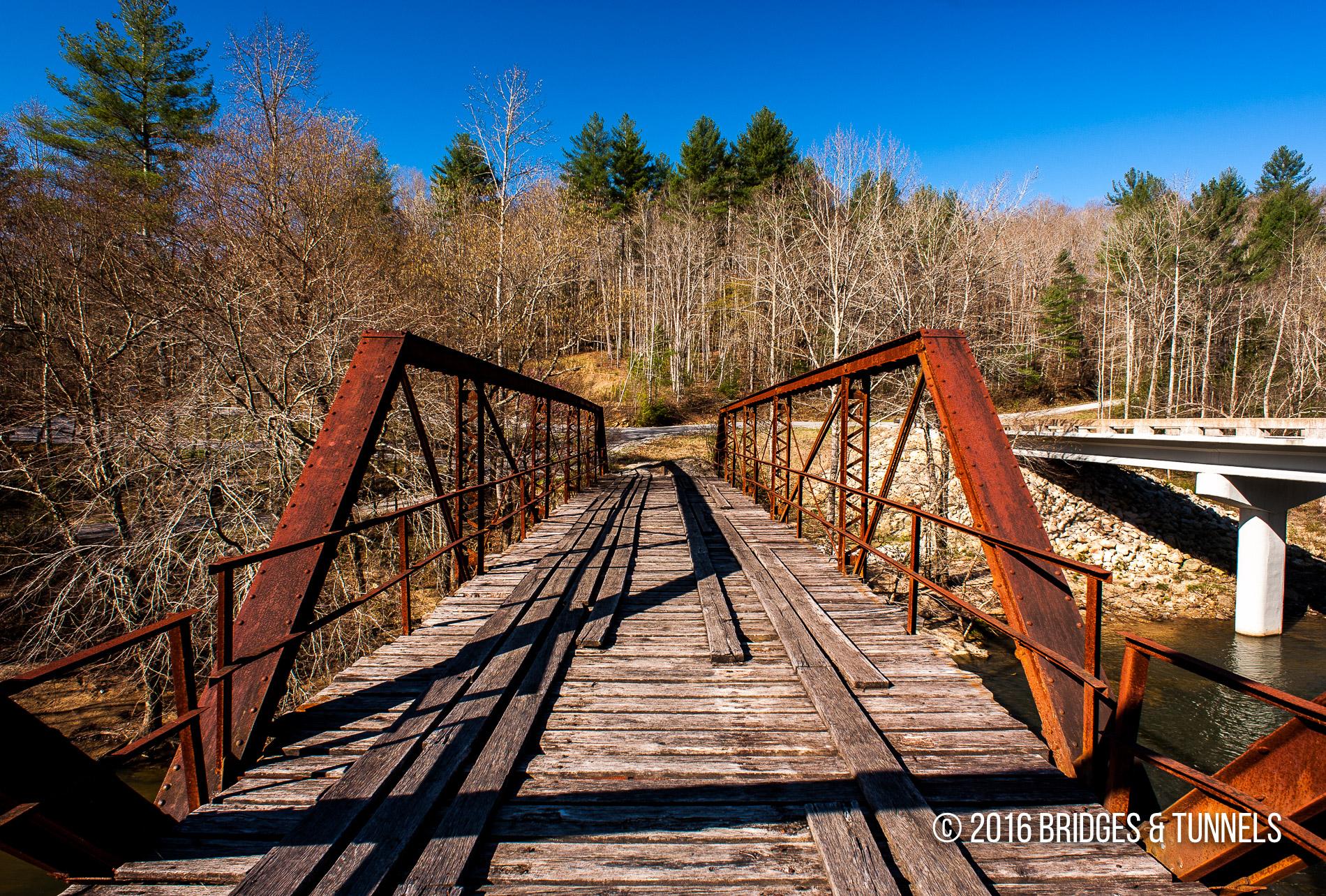 Burnt Mill Bridge