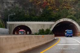 Daegwallyeong Tunnels