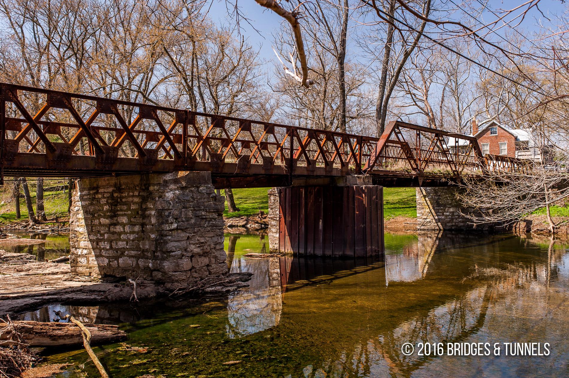 Union Mills Bridge (Old KY 169)