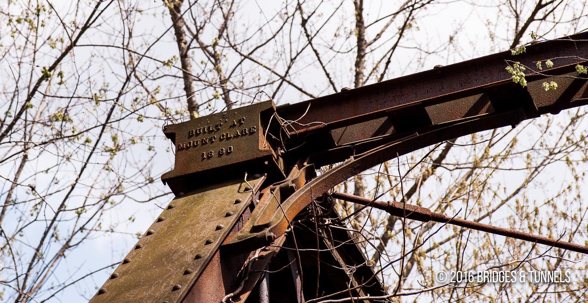 Johns Run Eastern Kentucky Railway Bridge