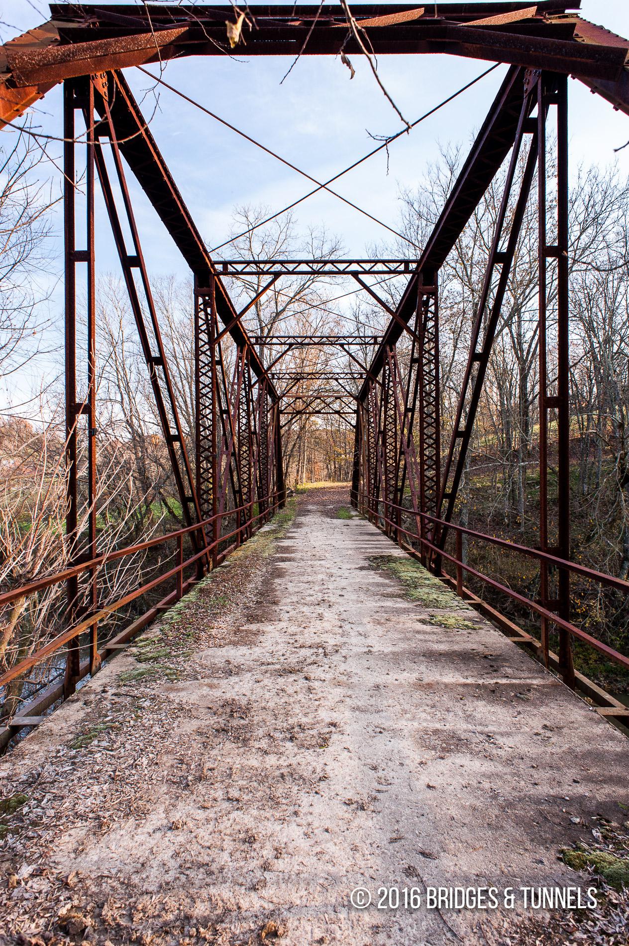 South Fork Grassy Creek Bridge (Old KY 1657)