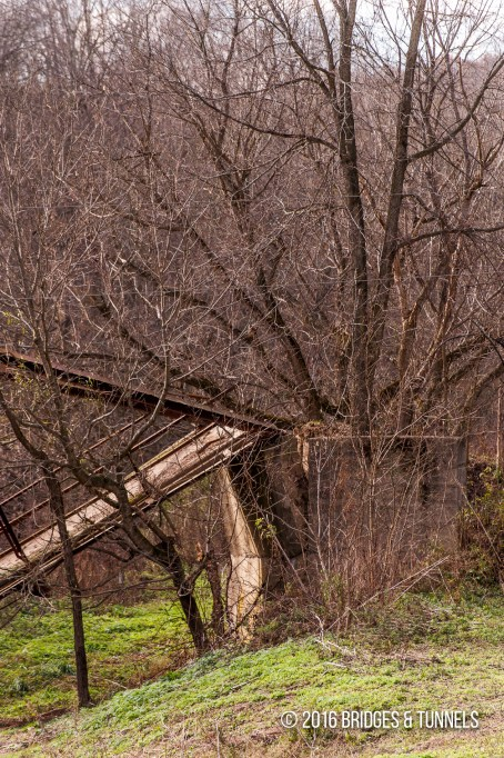 South Fork Grassy Creek Bridge (Old KY 1657)