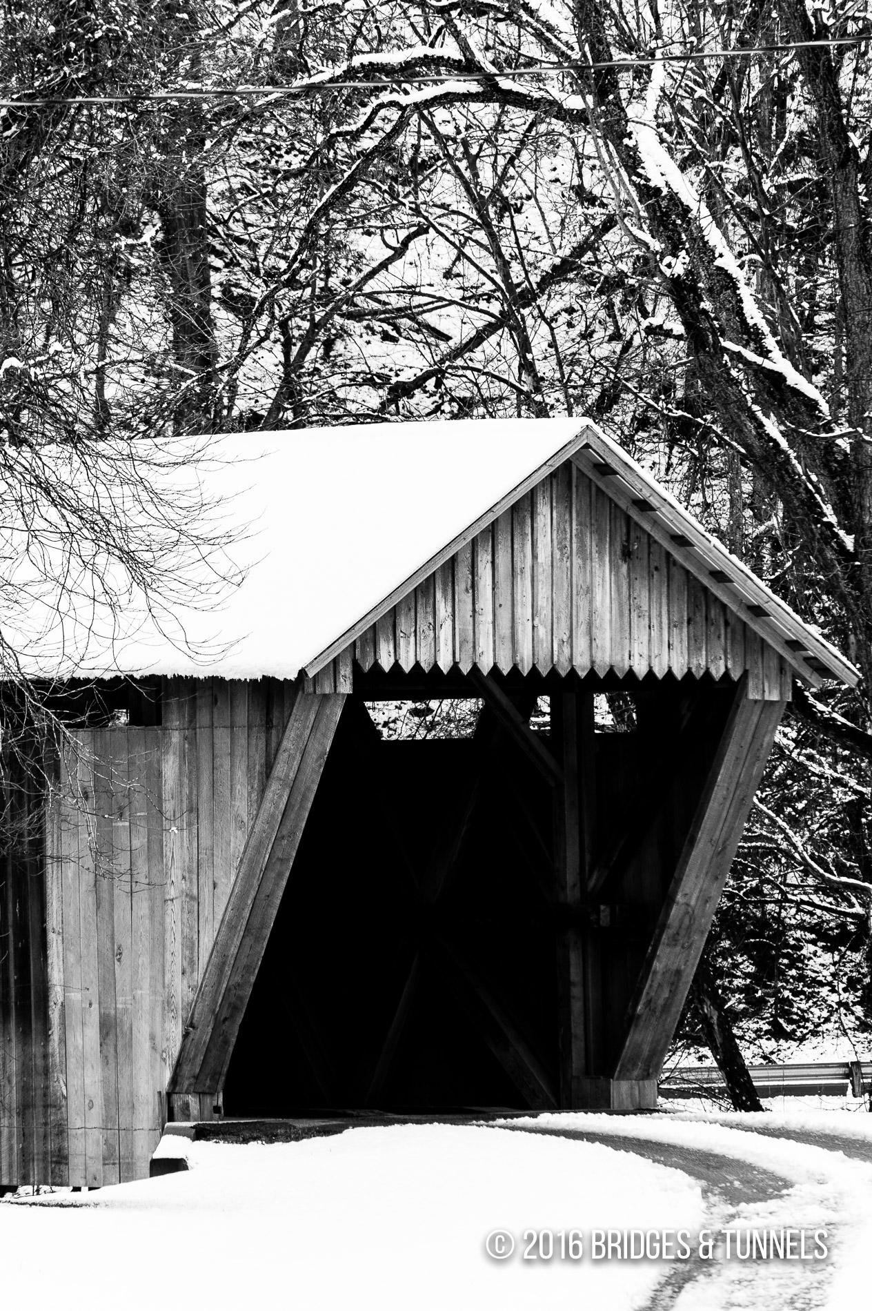 Bennett's Mill Covered Bridge