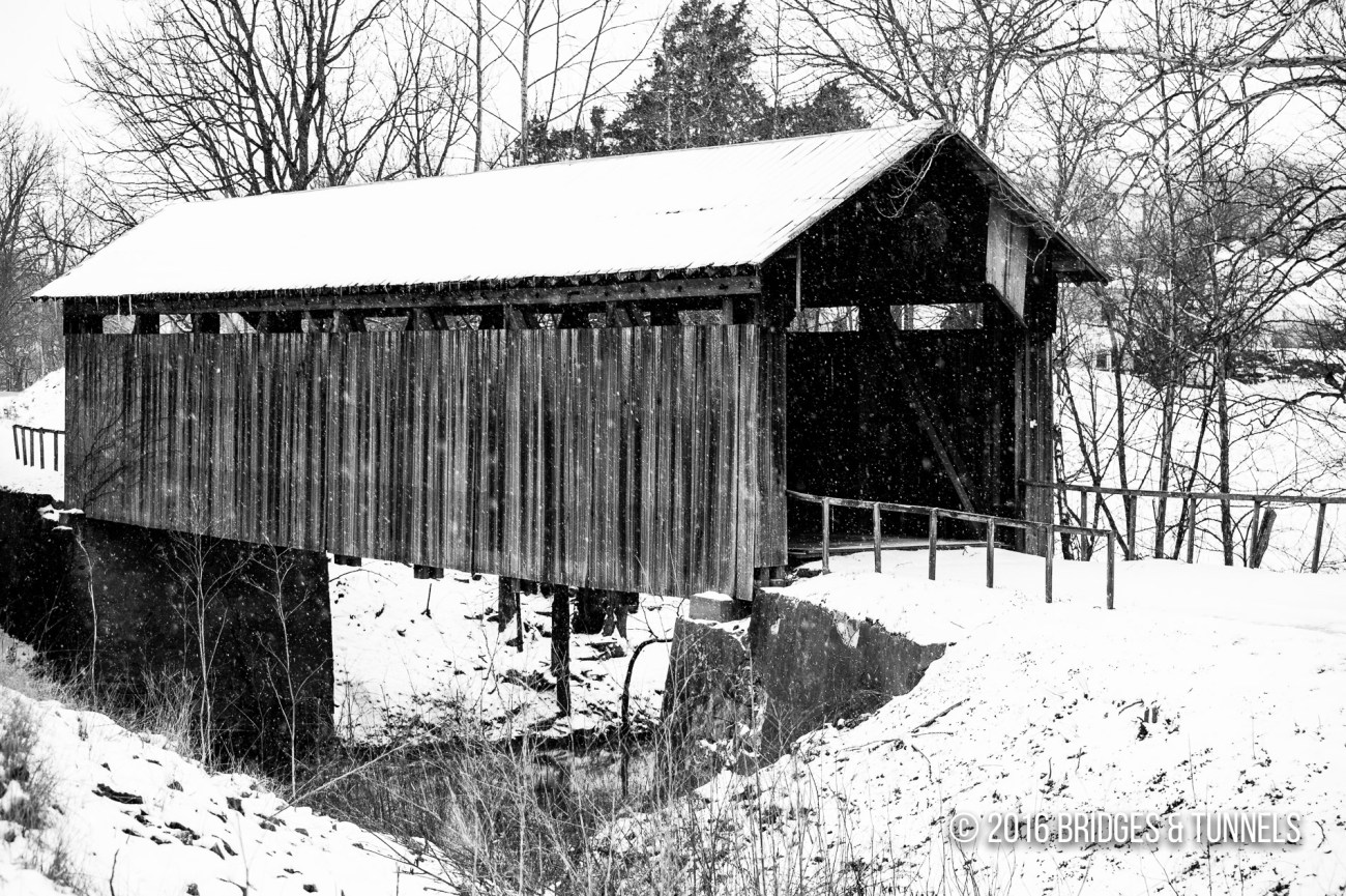 Bennett's Mill Covered Bridge
