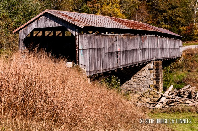 Beech Fork Covered Bridge (Old KY 458)