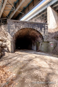 Chapline Hill Tunnel (Wheeling Terminal Railway)