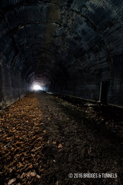 Mt. Wood Tunnels (Wheeling Terminal Railway)
