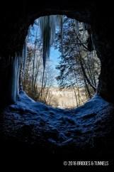 Natural Bridge Tunnel (Kentucky Union Railway)