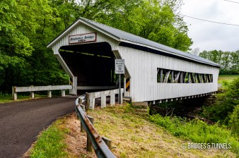 Brubaker Covered Bridge