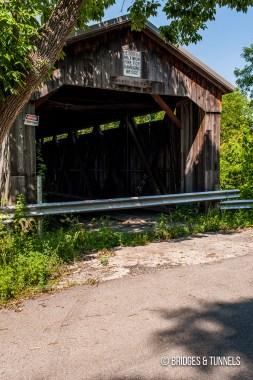 Brown Covered Bridge