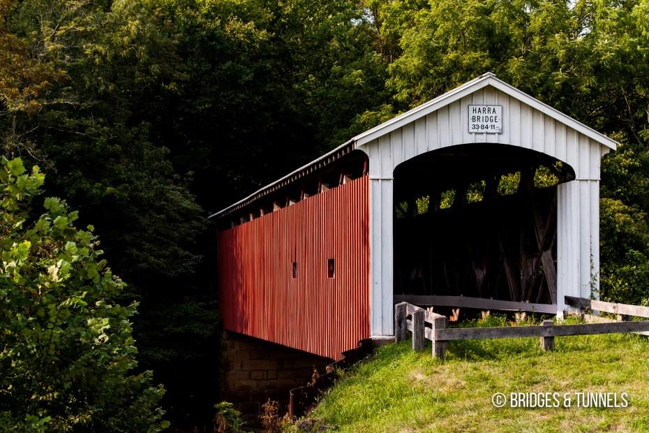 Harra Covered Bridge