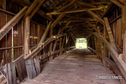Barkhurst Mill Covered Bridge