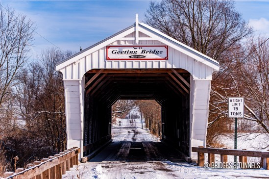 Geeting Covered Bridge