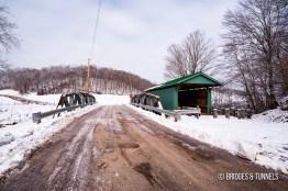 Mt. Olive Road Covered Bridge