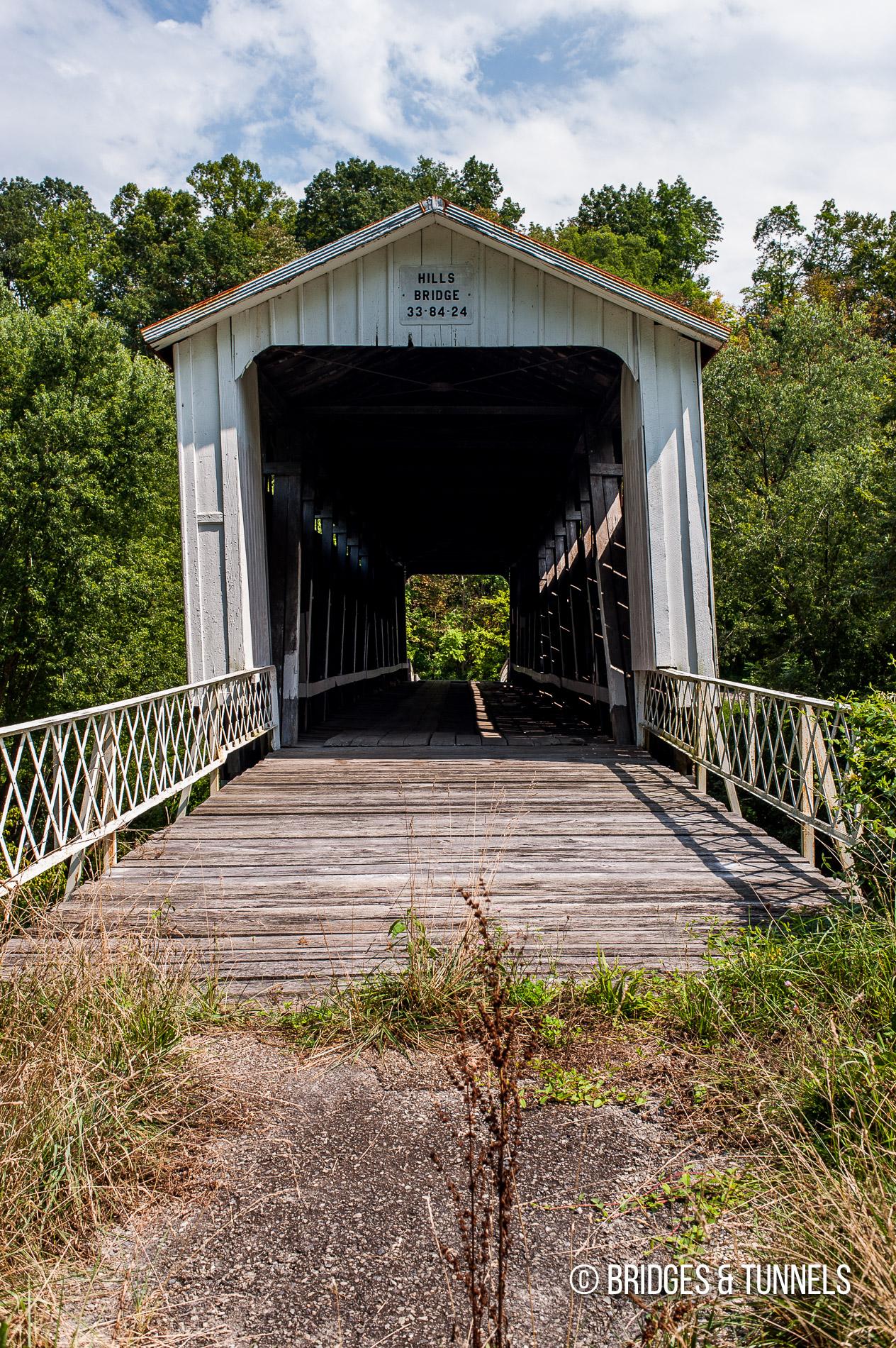 Hills / Hildreth Covered Bridge
