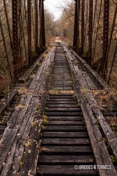 Little Sandy River Bridges (Chesapeake & Ohio Railroad)