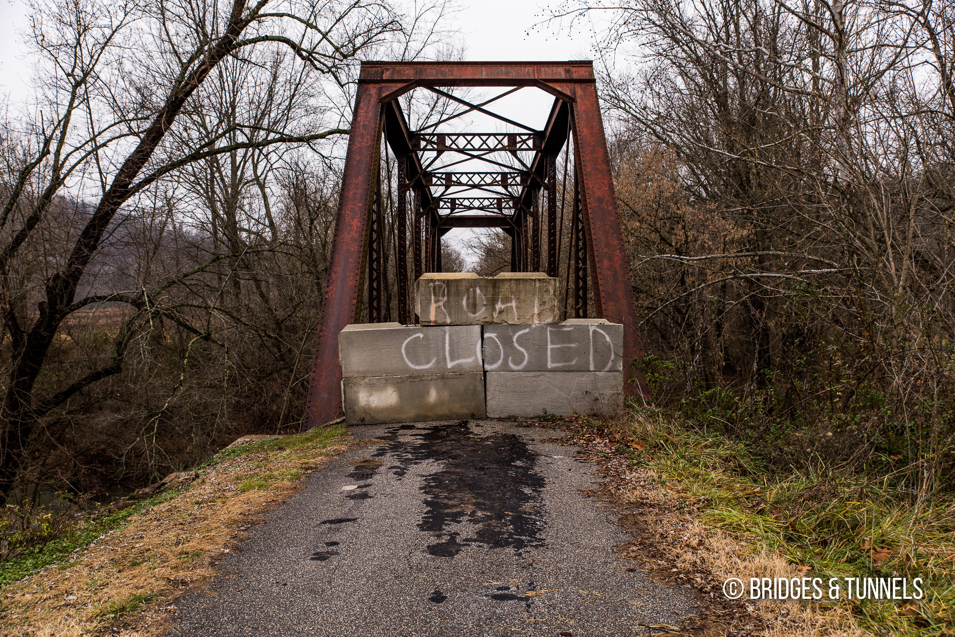 Little Sandy River Bridges (Chesapeake & Ohio Railroad)