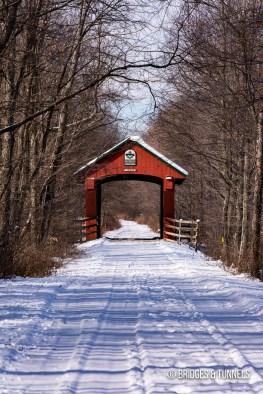 Tare Covered Bridge
