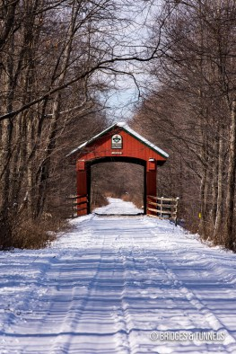 Tare Covered Bridge