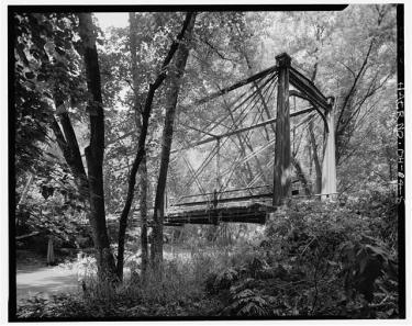 Zoarville Station Bridge