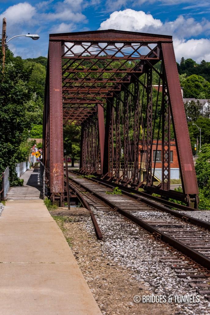 Oil Creek Bridge (Atlantic & Great Western Railway)
