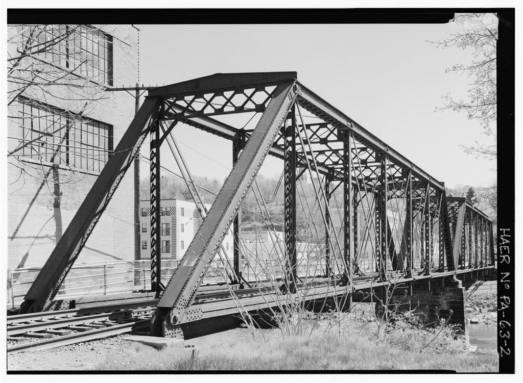 Oil Creek Bridge (Atlantic & Great Western Railway)